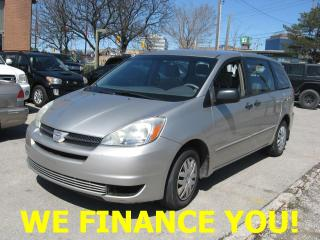 Used 2004 Toyota Sienna CE for sale in North York, ON