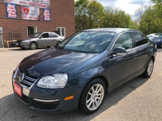 Used 2010 Volkswagen Jetta TDI Cup/DIESEL/CERTIFIED/WARRANTY INCLUDED for sale in Cambridge, ON
