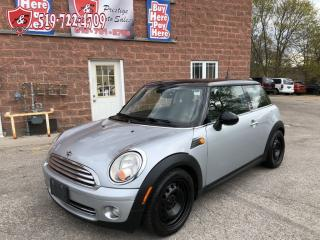 Used 2009 MINI Cooper HARDTOP/CERTIFIED/WARRANTY INCLUDED for sale in Cambridge, ON