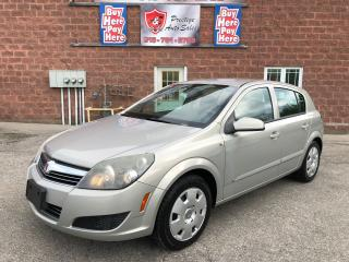 Used 2009 Saturn Astra XE/ONE OWNER/NO ACCIDENT/CERTIFIED/WARRANTY INCL for sale in Cambridge, ON