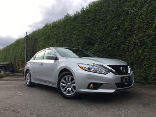 Used 2017 Nissan Altima S + HEATED FT SEATS + BACK-UP CAMERA for sale in Surrey, BC