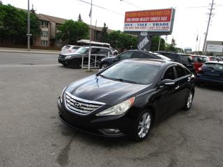 Used 2013 Hyundai Sonata Limited w/Navi for sale in Scarborough, ON