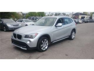 Used 2012 BMW X1 Xdrive28i A8 for sale in Saint-jerome, QC