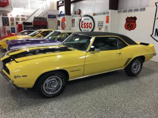Used 1969 Chevrolet Camaro RS Z/28 Custom Tribute Clone for sale in Concord, ON