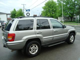 Used 2000 Jeep Grand Cherokee Limited for sale in Sainte-therese, QC