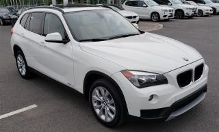 Used 2014 BMW X1 Xdrive28i Panoramic Sun for sale in Dorval, QC