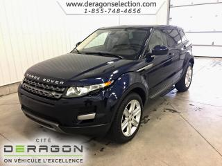 Used 2015 Land Rover Evoque Pure Plus Cert for sale in Cowansville, QC