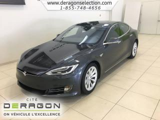 Used 2016 Tesla Model S 90d + T.ouvrant for sale in Cowansville, QC
