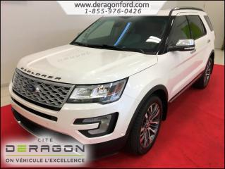 Used 2016 Ford Explorer Platinum Awd V6 for sale in Cowansville, QC