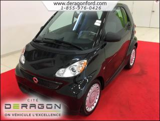 Used 2014 Smart fortwo Sieges Ch for sale in Cowansville, QC