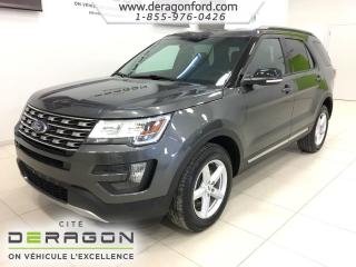 Used 2016 Ford Explorer Xlt + Navigation for sale in Cowansville, QC