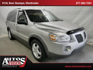 Used 2008 Pontiac Montana Sièges Capitaine for sale in Sherbrooke, QC
