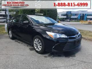 Used 2017 Toyota Camry for sale in Richmond, BC