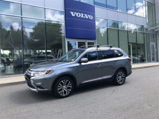 Used 2018 Mitsubishi Outlander AWD GT Leather, Navigation, 2700 KMS for sale in Surrey, BC