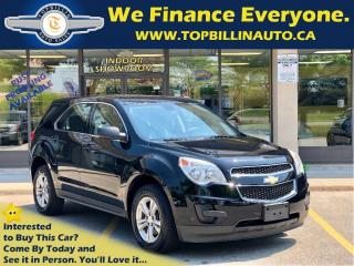Used 2011 Chevrolet Equinox 2 YEARS WARRANTY, LOW PAYMENTS for sale in Concord, ON