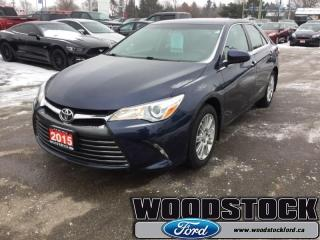 Used 2015 Toyota Camry Local Trade, LOW KMS for sale in Woodstock, ON