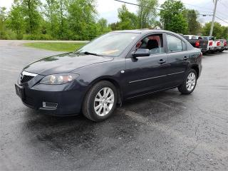Used 2008 Mazda MAZDA3 Safetid 145k we finance GS for sale in Madoc, ON