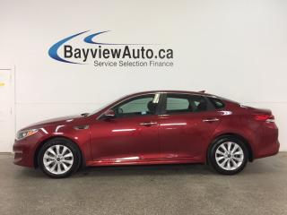 Used 2018 Kia Optima LX - ALLOYS! HTD STS! DUAL CLIMATE! REV CAM! RCTA! for sale in Belleville, ON