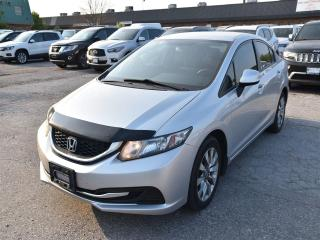 Used 2013 Honda Civic LX  ALUMINUM WHEELS !! for sale in Concord, ON