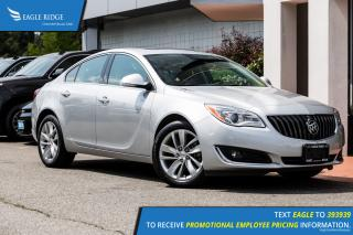 Used 2017 Buick Regal Base Sunroof, Heated Seats, Dual Climate for sale in Port Coquitlam, BC