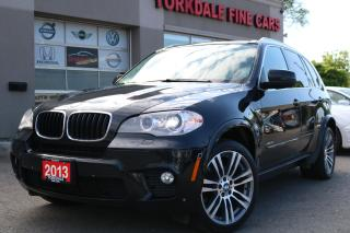 Used 2013 BMW X5 xDrive35i M Sport. Navi.Head Up Display. 360 Surround View Camera for sale in North York, ON