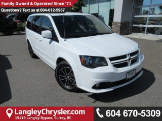Used 2017 Dodge Grand Caravan GT for sale in Surrey, BC