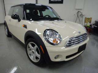 Used 2008 MINI Cooper ONE OWNER,ALL SERVICE RECORD,MINT for sale in North York, ON