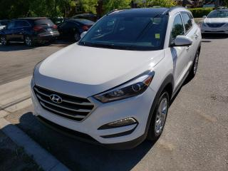 Used 2017 Hyundai Tucson SE for sale in Toronto, ON