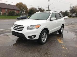 Used 2012 Hyundai Santa Fe GLS for sale in Scarborough, ON