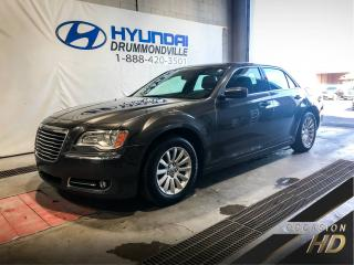 Used 2014 Chrysler 300 300 + GARANTIE + MAGS + FOGS + ACCÈS SAN for sale in Drummondville, QC