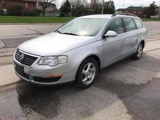 Used 2007 Volkswagen Passat 2.0T Wagon for sale in Scarborough, ON