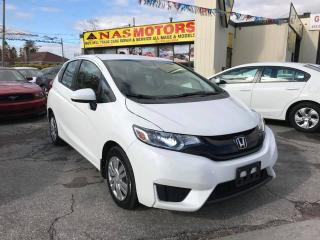 Used 2015 Honda Fit LX for sale in Scarborough, ON