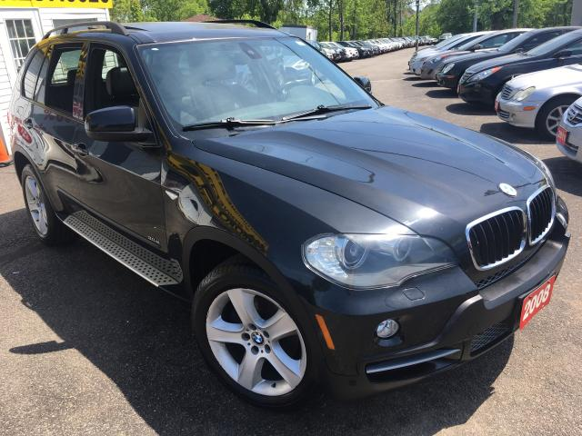2008 BMW X5 3.0si/ LEATHER/ PANORAMIC SUNROOF/ ALLOYS/ LOADED!