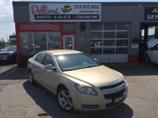 Used 2010 Chevrolet Malibu LT for sale in London, ON