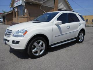 Used 2008 Mercedes-Benz ML550 5.5L M-Class 4Matic Navi Keyless Go 179,000KMs for sale in Etobicoke, ON