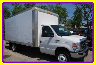 Used 2011 Ford E-450 16' CUBE RAMP, LOW KM for sale in Woodbridge, ON