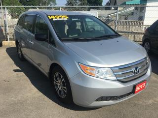 Used 2013 Honda Odyssey EX for sale in St Catharines, ON