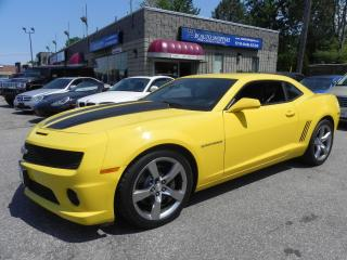 Used 2010 Chevrolet Camaro SS for sale in Windsor, ON