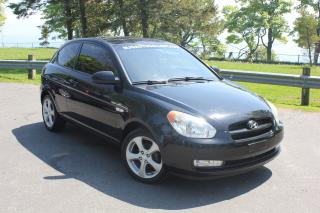 Used 2008 Hyundai Accent GL w/Sport Pkg-ROOF|ALLOYS|A/C|5-SPEED|POWER GRP for sale in Oshawa, ON
