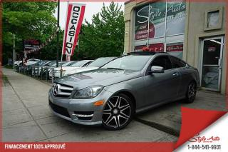 Used 2013 Mercedes-Benz C-Class C 350 AMG PKG TOIT for sale in Laval, QC