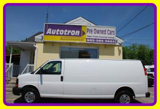 Used 2012 GMC Savana 2500 3/4 TON EXTENDED Cargo Van, A/C for sale in Woodbridge, ON