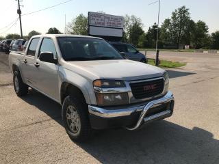 Used 2006 GMC Canyon SLE for sale in Komoka, ON