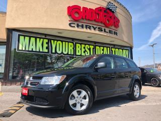 Used 2014 Dodge Journey Canada Value Pkg PUSH START KEYLESS for sale in Scarborough, ON