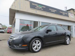Used 2012 Ford Fusion LOADED,ALLOYS,bluetooth Microsoft Sync for sale in Mississauga, ON