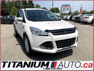 Used 2014 Ford Escape SE+2.0L+Camera+GPS+Pano Roof+Heated Power Seats+ for sale in London, ON