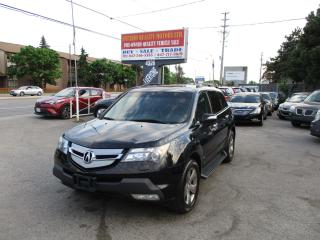 Used 2008 Acura MDX Elite PkgElite Pkg,Backup camera ,Leather ,sunroof for sale in Scarborough, ON