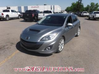 Used 2012 Mazda MAZDASPEED3 BASE 4D HATCHBACK 6SP 2.3L for sale in Calgary, AB