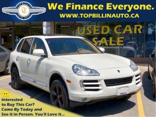 Used 2009 Porsche Cayenne Navigation, 2 Sets of Wheels/Tires for sale in Concord, ON