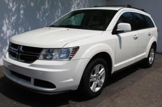 Used 2012 Dodge Journey SE plus Bluetooth Push start Back Cam+ S Alloy for sale in Mississauga, ON