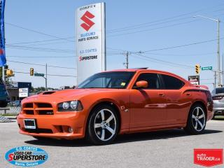 Used 2009 Dodge Charger SRT8 Super Bee for sale in Barrie, ON